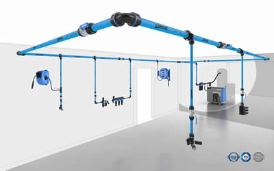 Pipework - Compressor and Vacuum Solutions