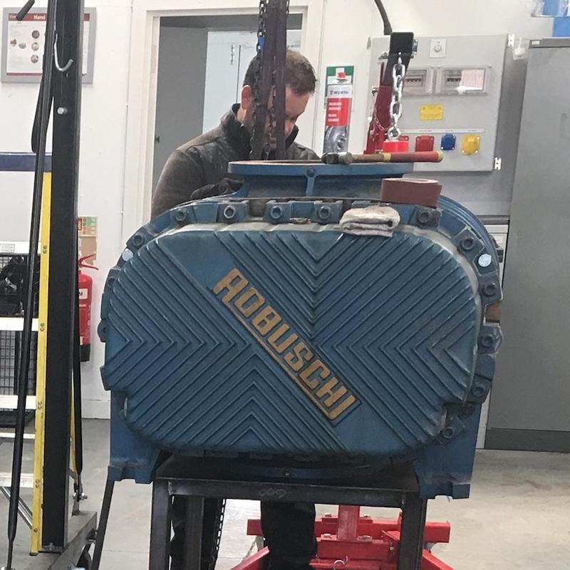 Airmac Vacuum & Blower Maintenance